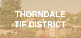 Thorndale TIF District Button